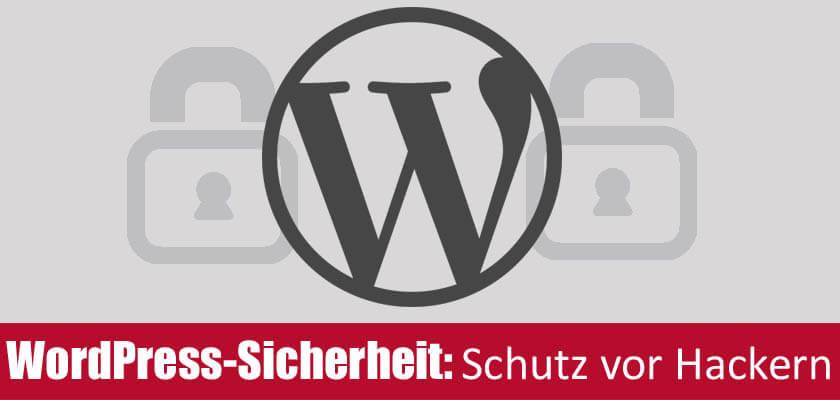 WordPress vor Hackern schützen