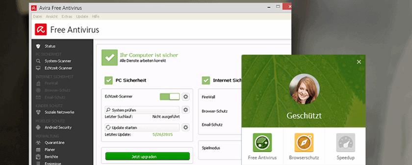 Günstige Anti-Viren-Software für den PC im Home-Office