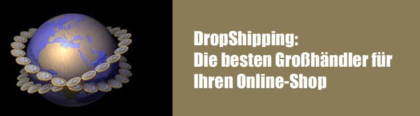 DropShipping: So finden Sie die besten Großhändler für Ihren Online-Shop