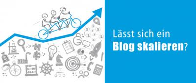 Ein Blog skalieren