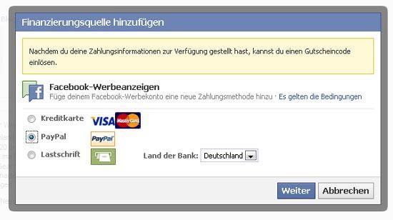 paypal adresse bestätigen