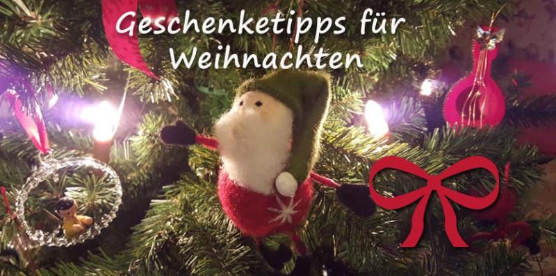 Tipps für Weihnachtsgeschenke: Meine persönlichen Favoriten