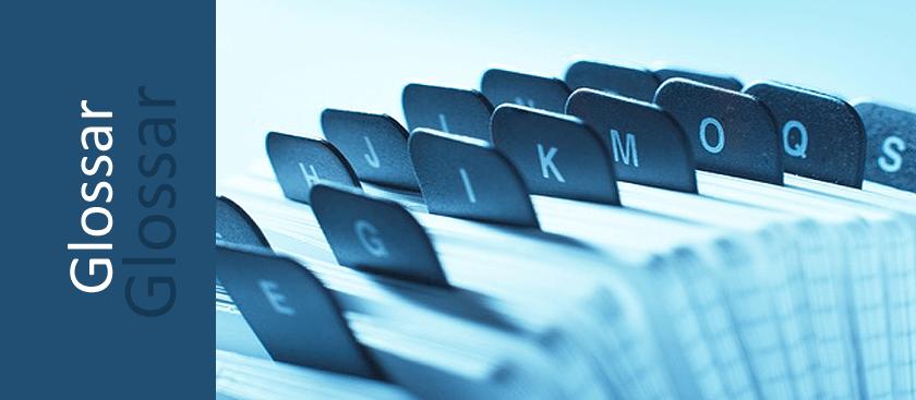 Glossar von Geld-online-Blog