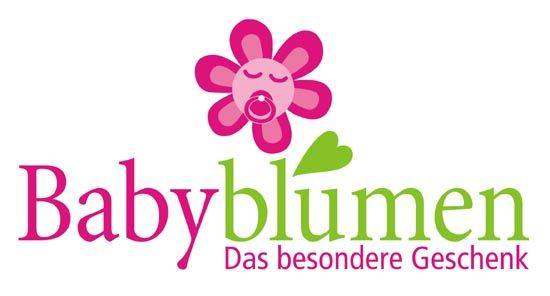 Logo babyblumen.de