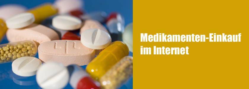 Medikamenten-Einkauf bei Internet-Apotheken bietet großes Sparpotenzial