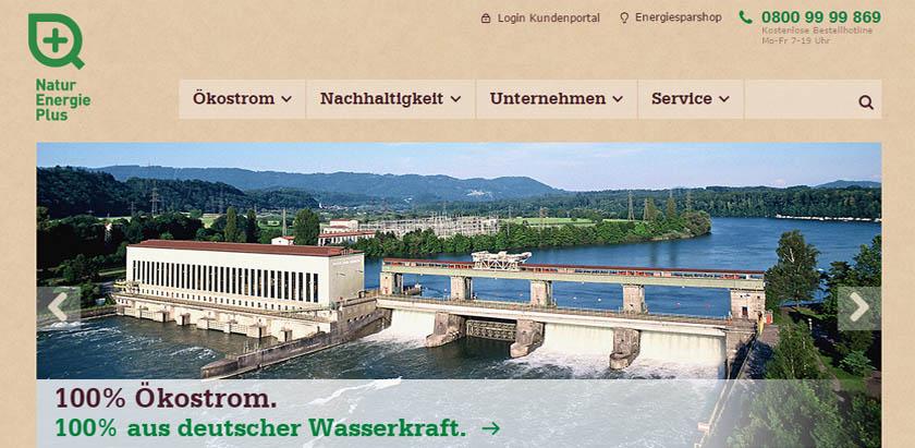 Partnerprogramm des Monats: Naturenergieplus.de