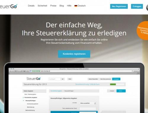 Partnerprogramm des Monats: SteuerGo