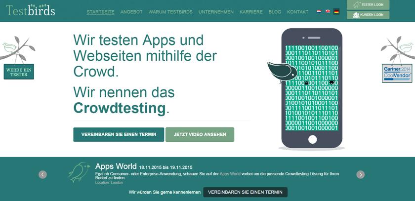 mit apps testen geld verdienen