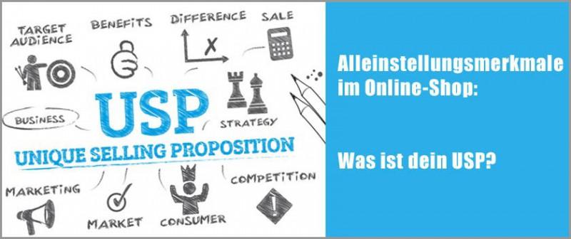 Alleinstellungsmerkmale im Online-Shop: Was ist dein USP?