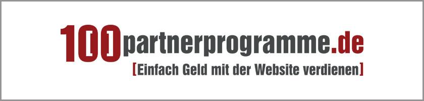 Partner-Programm des Monats: 100partnerprogramme.de