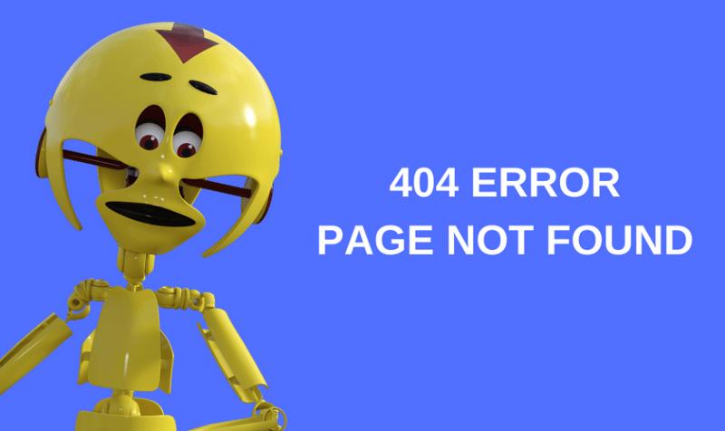 Userfreundliche 404-Seiten erstellen