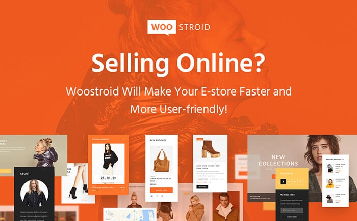 WooStroid - Multipurpose Trading WooCommerce Theme