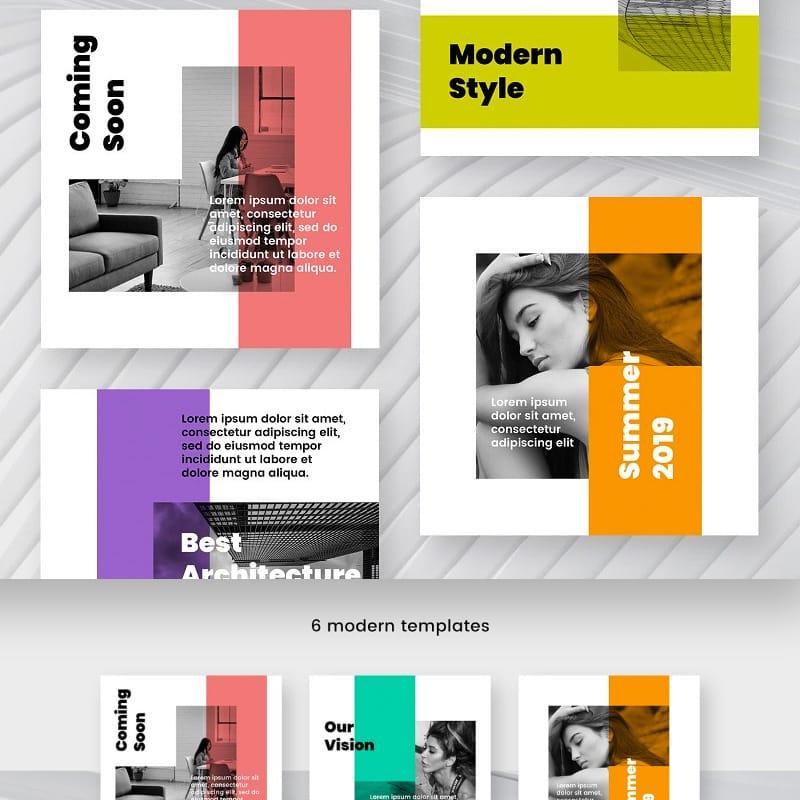Angle Social Media Kit