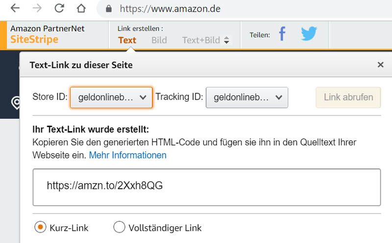 Amazon-SiteStripe