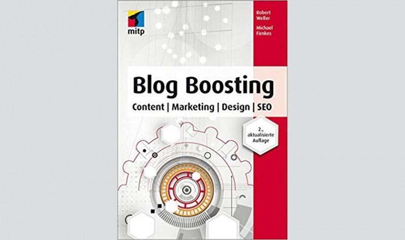 Blog-Boosting Buchbesprechung