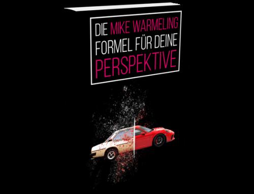 Buchbesprechung: Die Mike Warmeling Formel für Deine Perspektive (Autor: Mike Warmeling)