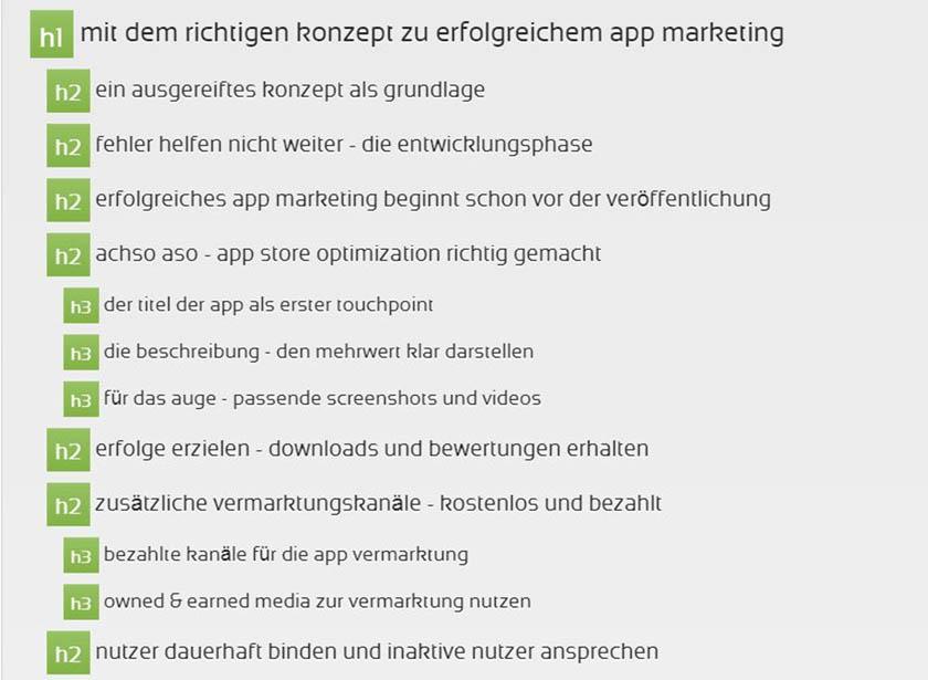 Erfolgsfaktoren für erfolgreiches Content Marketing