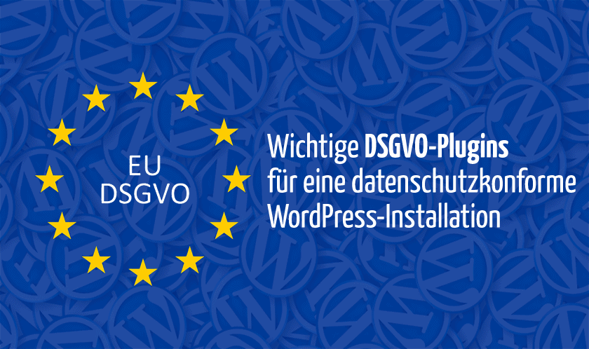 DSGVO-WordPress-Plugins