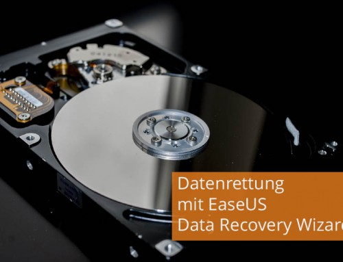 Software-Review: EaseUS Data Recovery Wizard