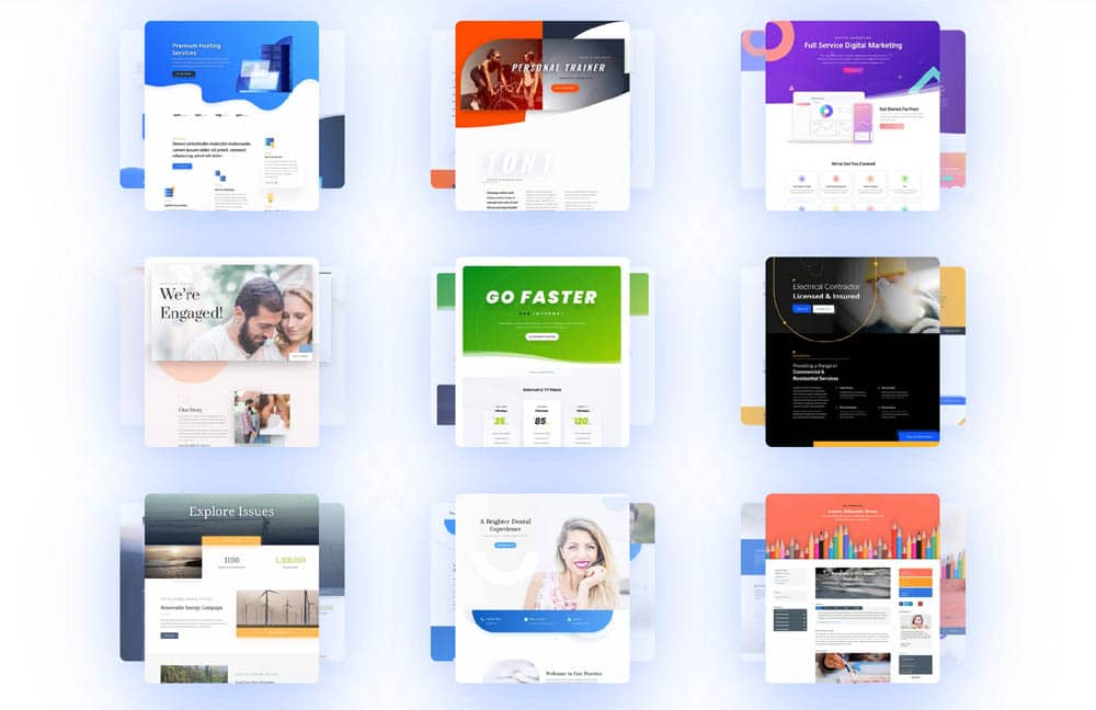 Divi Theme: Eine Webseite, die mit Deinen Anforderungen wächst
