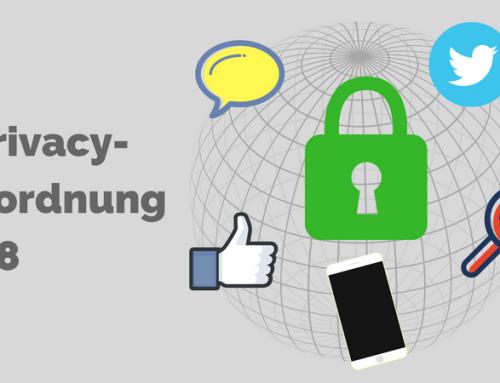 E-Privacy-Verordnung: Auswirkung auf die digitale Szene