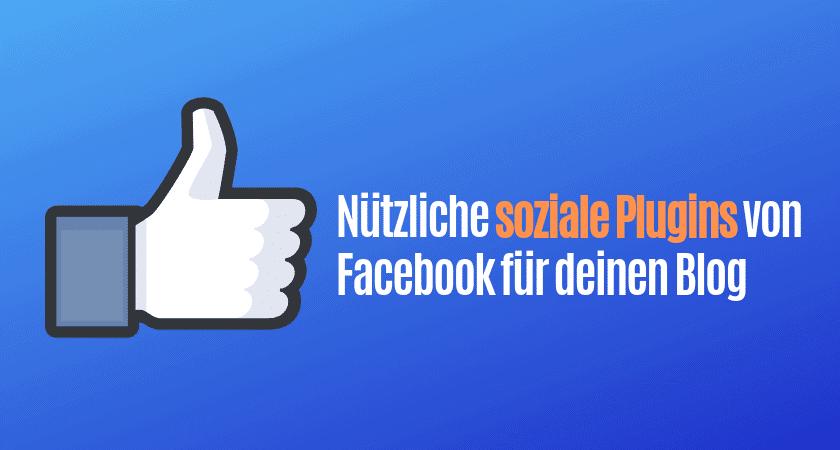Facebook-Plugins