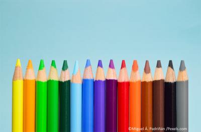 Farbtheorie-Einmaleins