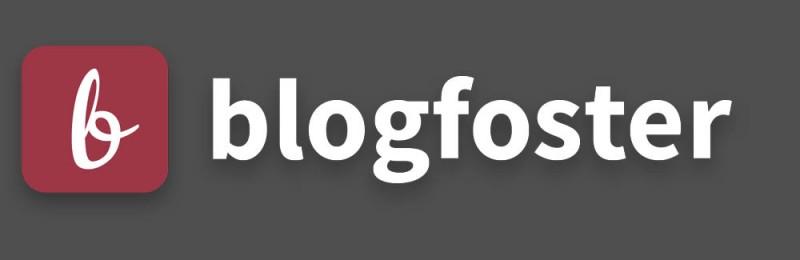 Geld verdienen mit blogfoster