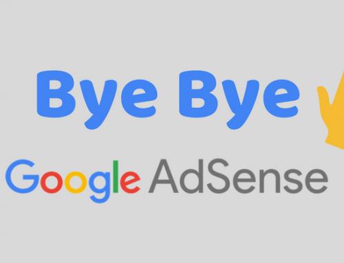 Bye Bye Google AdSense: Warum ich Google AdSense von meinen Websites entfernt habe