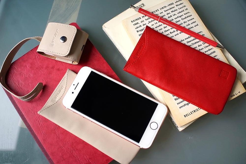 Handyhüllen fürs Business-Smartphone: Modellvarianten und ihre Vor- und Nachteile