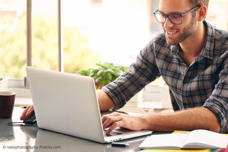 Office & Home: Flexibilität im Job in den eigenen vier Wänden