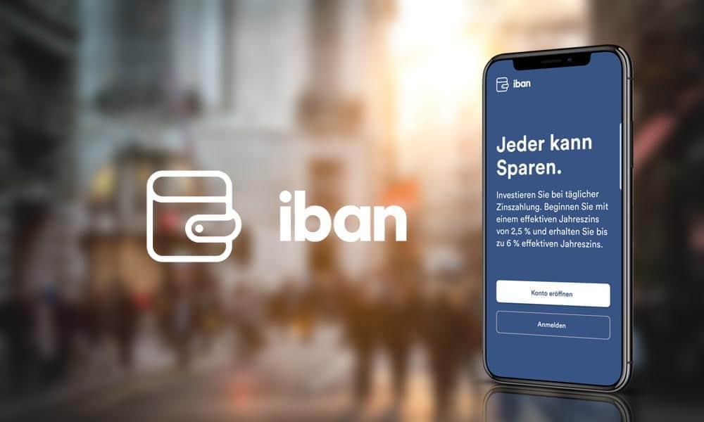 Iban: Kostenlose Anlagekonten mit täglicher Verzinsung
