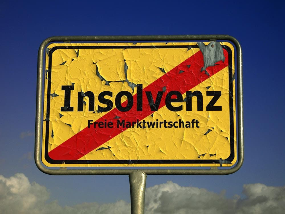 Die Insolvenz droht - Was tun?