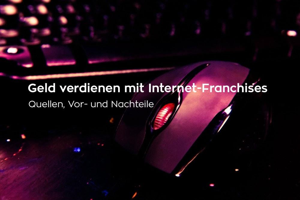Internet-Franchises