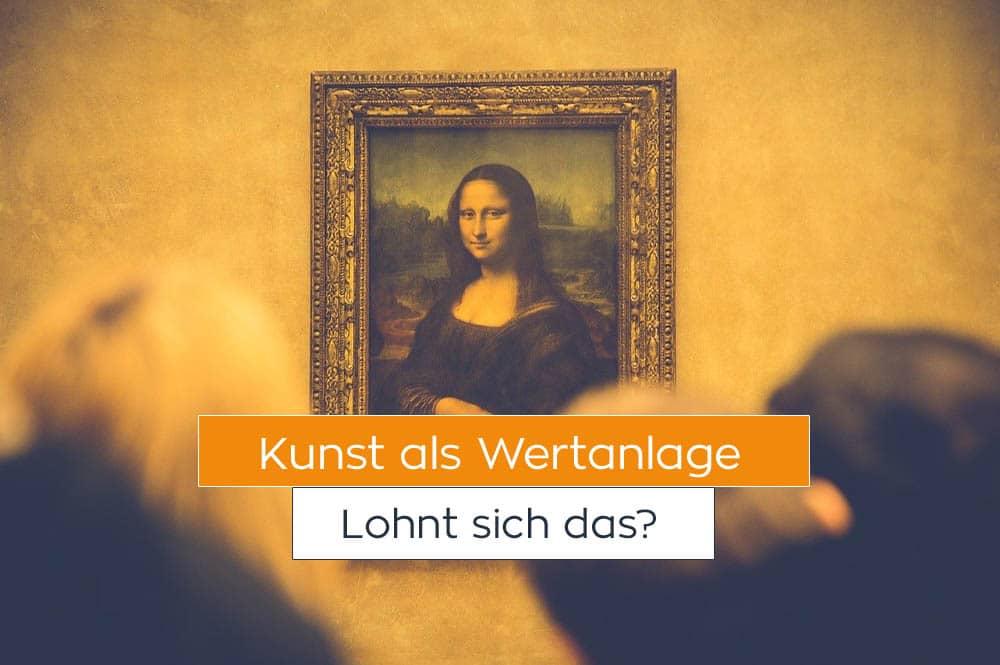 Kunst als Wertanlage: Lohnt sich das?