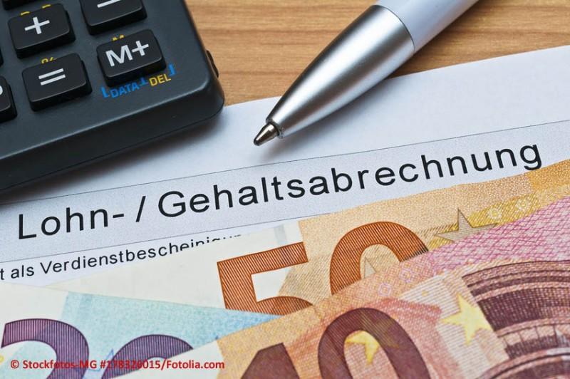 Lohn- und Gehaltsabrechnung: Das gilt es zu wissen