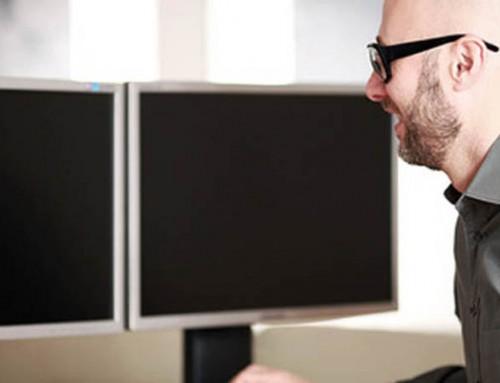 Anstrengende PC-Arbeit: Mit diesen Tipps hältst du deine Augen fit