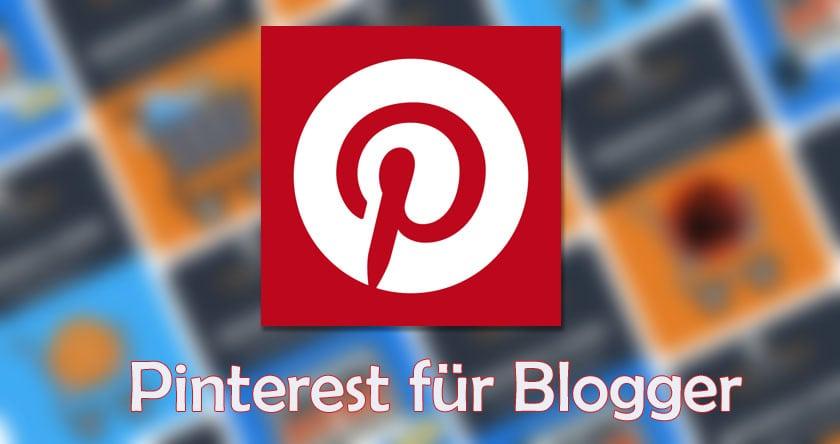 Pinterest für Blogger