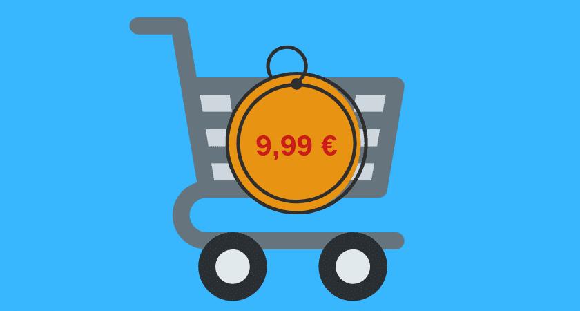 Aufbau eines Online-Shops: Was Sie bei der Preisauszeichnung beachten müssen