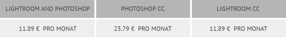 Preise-Lightroom-Photoshop