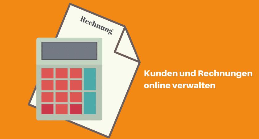 Rechnungen online verwalten