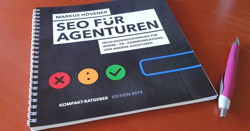 Buchbesprechung: SEO für Agenturen (Markus Hövener)