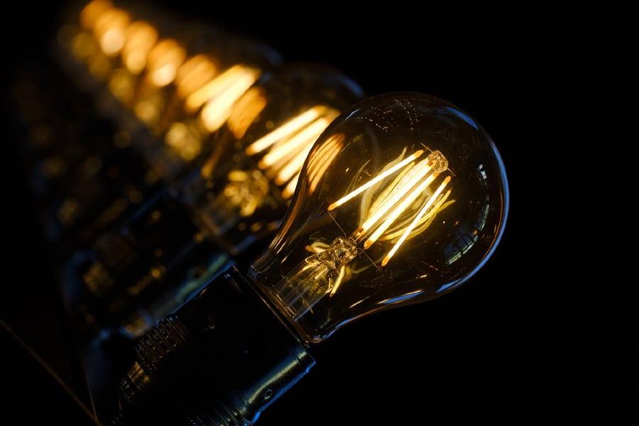 Durch Wechsel des Stromanbieters bis z