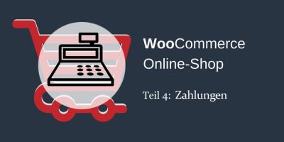 Woocommerce Zahlungen
