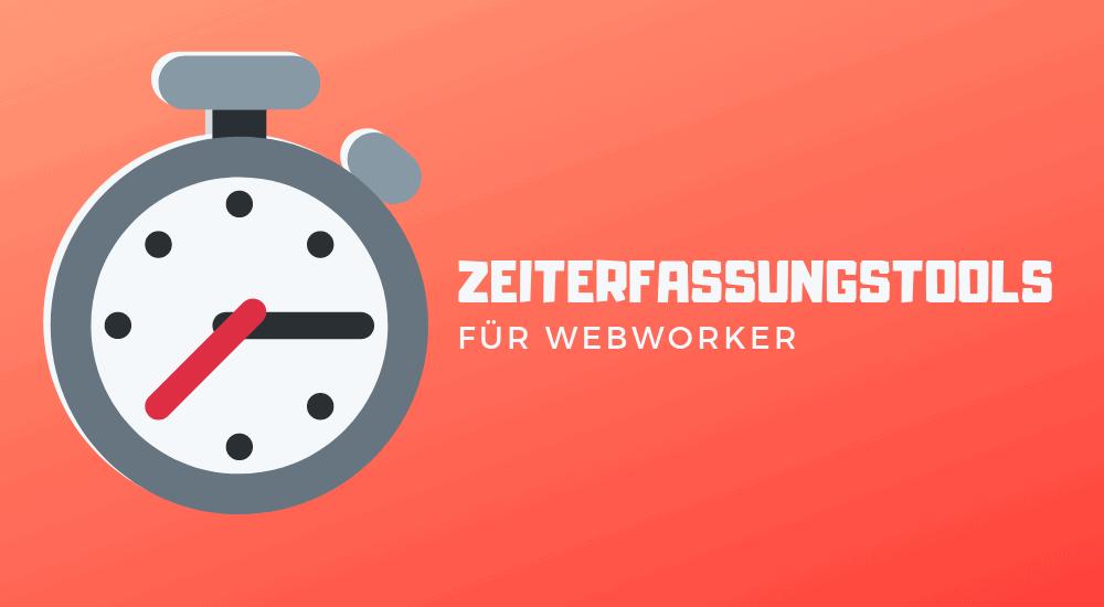 Sechs interessante Zeiterfassungstools für Webworker