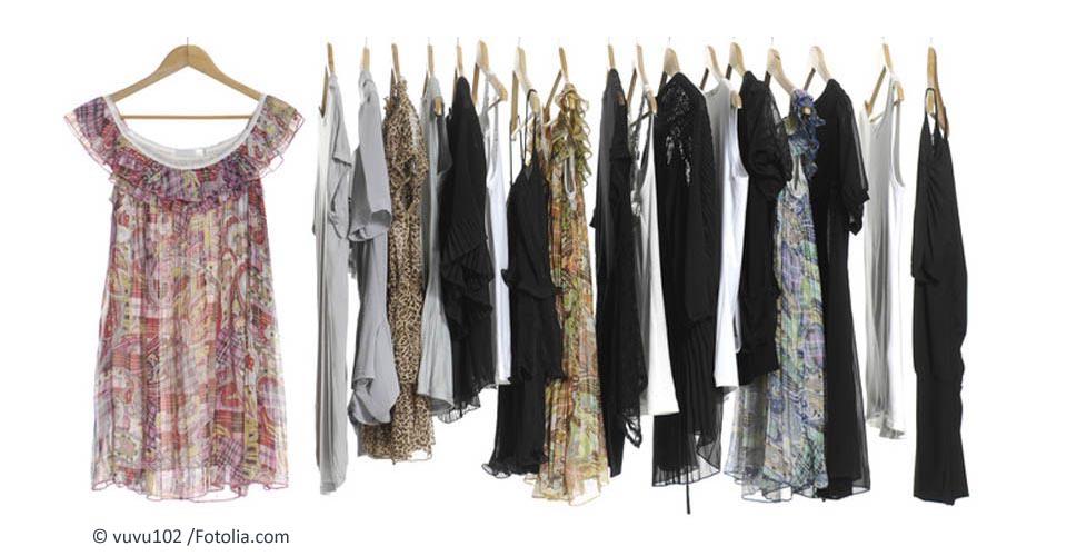 Alt-Kleidung online verkaufen: Offline bringt mehr in die Kasse