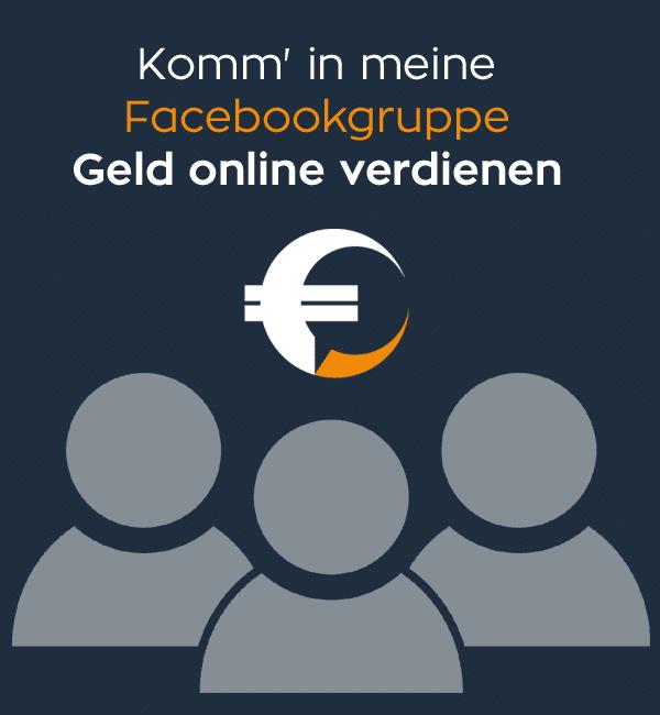 Facebook-Gruppe von Geld-online-Blog