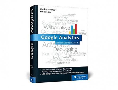 Buchbesprechung: Google Analytics: Das umfassende Handbuch