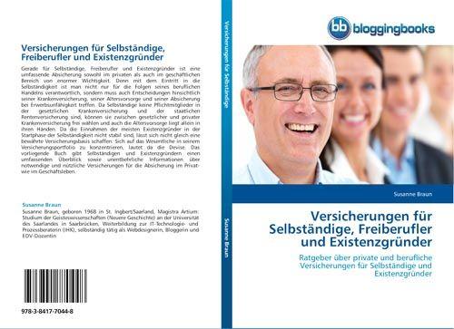 Versicherungen für Selbständige ... - Buchcover