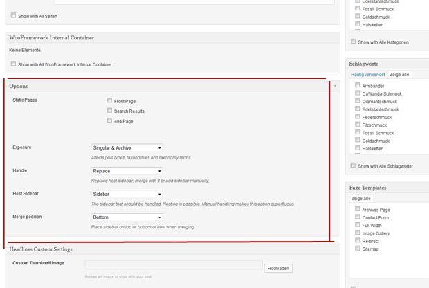 Plugin-Vorstellung: Content Aware Sidebars für eine bessere Sidebar-Gestaltung